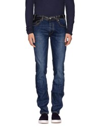 Dirk Bikkembergs Denim Denim Trousers Men