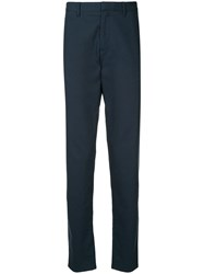 Cerruti 1881 Tailored Trousers Blue
