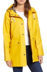 Pendleton Winslow Rain Jacket Yellow