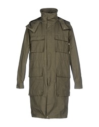 Plac Jackets Military Green
