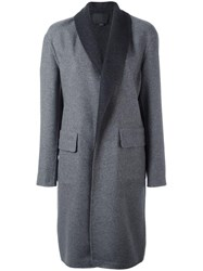 Alexander Wang Reversible Coat Grey