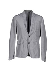 Mauro Grifoni Suits And Jackets Blazers Men Grey