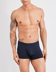 Boss Seacell Stretch Jersey Boxers Dark Nvy