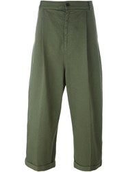 Henrik Vibskov 'Stay' Trousers Green