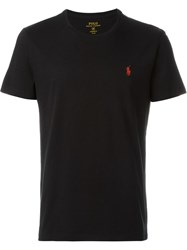 Polo Ralph Lauren Logo T Shirt Black