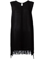 Damir Doma 'Thomas' Top Black