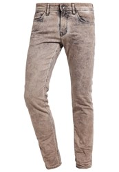 Tom Tailor Denim Pie Slim Fit Jeans Beige Denim