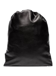 Stella Mccartney Drawstring Back Pack Black