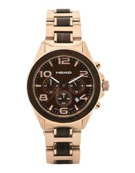 Head Timepieces Wrist Watches Copper