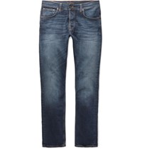 Nudie Jeans Dude Dan Organic Stretch Denim Mid Denim