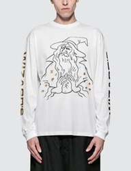 Aries Wizards L S T Shirt