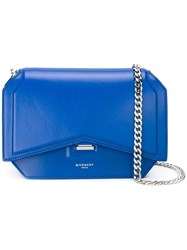 Givenchy 'Bow Cut' Shoulder Bag Blue
