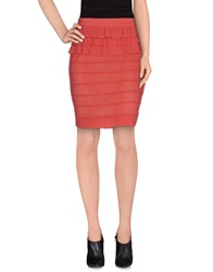 Scrupoli Knee Length Skirts
