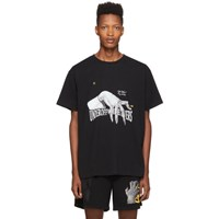 Off White Black Undercover Edition Hand Dart T Shirt
