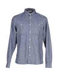 Nn.07 Nn07 Shirts Shirts Men Dark Blue