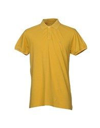Refrigue Topwear Polo Shirts Ochre