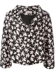 Eggs Printed Jacket