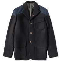 Nigel Cabourn Mallory Jacket Black