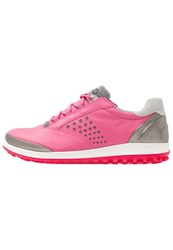 Ecco Biom Hybrid 2 Golf Shoes Fandango Beetroot Pink