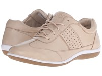 Revere Seattle Taupe Women's Flat Shoes