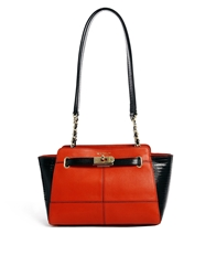 Modalu Marlow Shoulder Bag Redblack