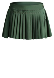 Head Sports Skirt Green Dark Green