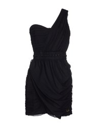 Maison Espin Dresses Short Dresses Women Black
