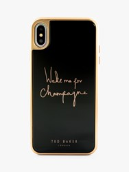 Ted Baker Champagne Case For Iphone Xs Max