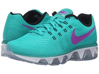 Nike Air Max Tailwind 8 Clear Jade Hyper Volt Hyper Turquoise Black Women's Running Shoes Blue