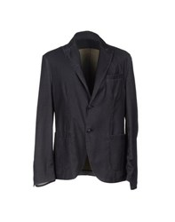 Aquarama Suits And Jackets Blazers Men Steel Grey