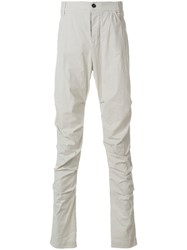 Lost And Found Rooms Pleated Trousers Cotton Spandex Elastane Nude Neutrals