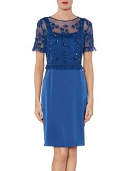 Gina Bacconi Cherie Dress And Overtop Orion