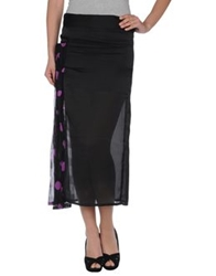 Limi Feu Long Skirts Black