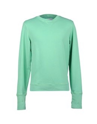 Orlebar Brown Sweatshirts Light Green