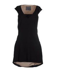 Albino Dresses Short Dresses Women Black