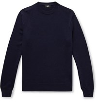 Dunhill Cashmere Sweater Midnight Blue