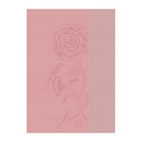 Pip Studio Spring To Life Lacy Tea Towel 50X70cm Pink