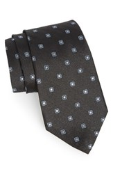 Nordstrom Men's Men's Shop Open Ground Geometric Silk Tie