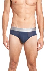 Tommy John Second Skin Titanium Briefs Dress Blues
