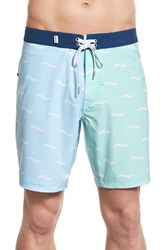 Men's Rhythm 'Swell' Board Shorts
