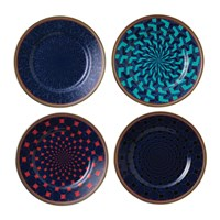 Wedgwood Byzance 15Cm Plate Set Of 4
