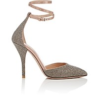Valentino Women's Love Latch Ankle Strap Pumps Pink