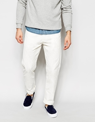 Esprit White Jeans In Slim Fit