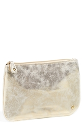 Stephanie Johnson 'Atlantic Gold Large' Cosmetics Pouch