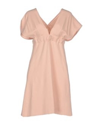 Andreaturchi Short Dresses Pink