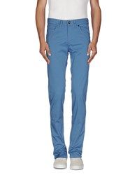 Heaven Two Trousers Casual Trousers Men Azure