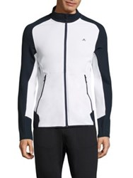 J. Lindeberg Pierre Fieldsensor Md Jacket White