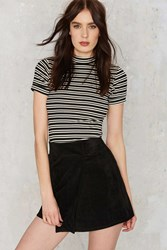 Nasty Gal After Party Treasure Wrap Skirt