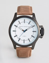 French Connection Watch Brown