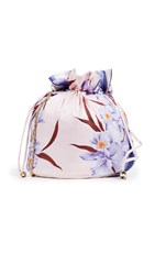 Zimmermann Pouch Bag Lilac Orchid